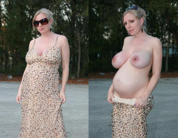 nackt und bekleidet erotik milf