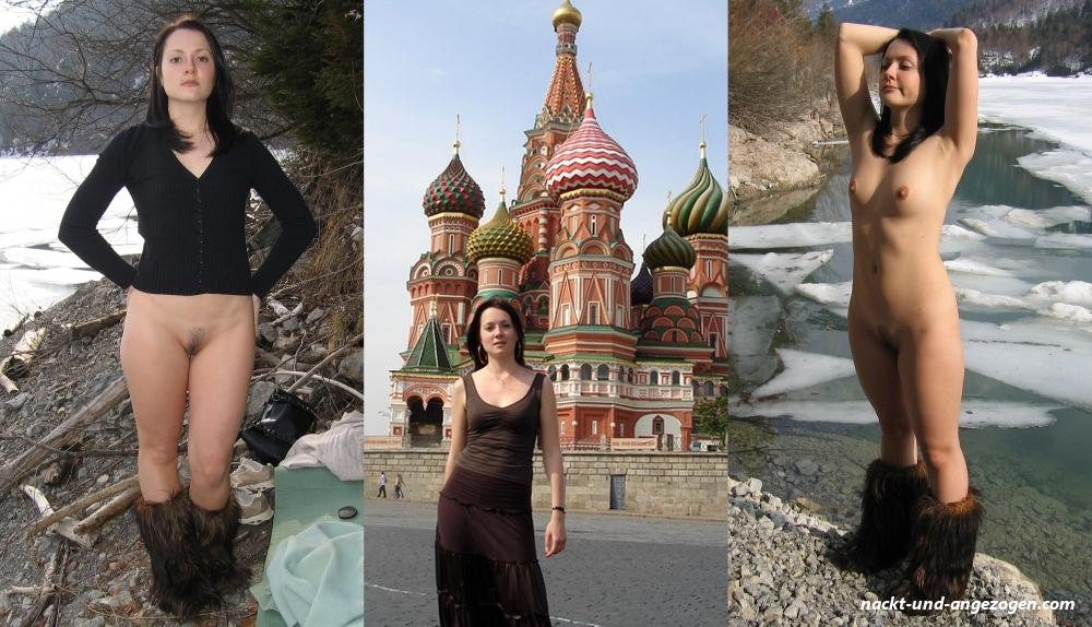 Russische frauen nackt