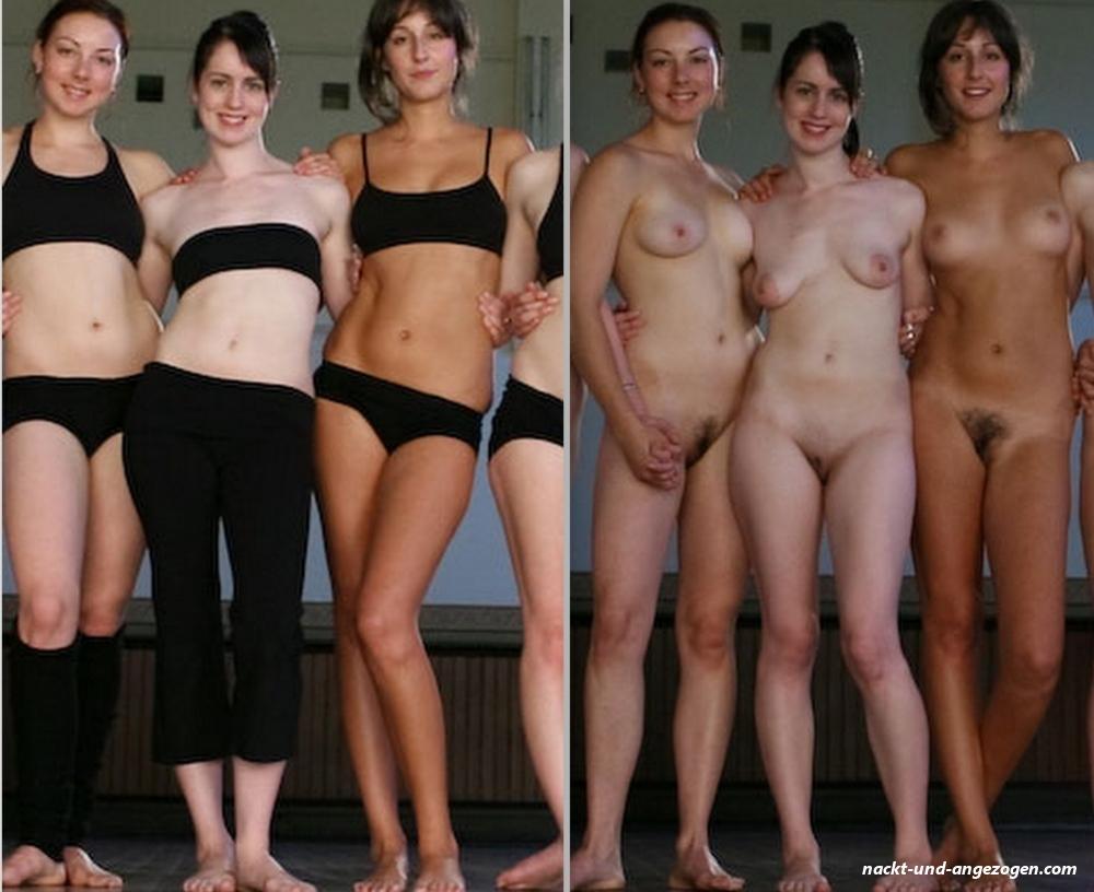 nackt fitness galerien