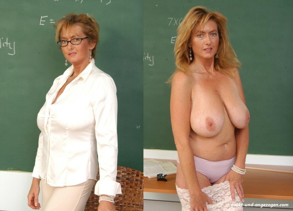 Meine lehrerin nackt