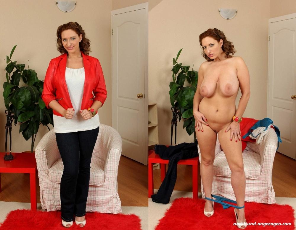 Frauen nackt mature Mutter Fickt