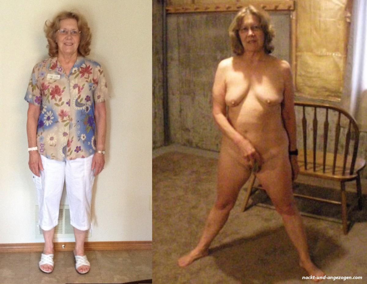 Nackt und bekledet
