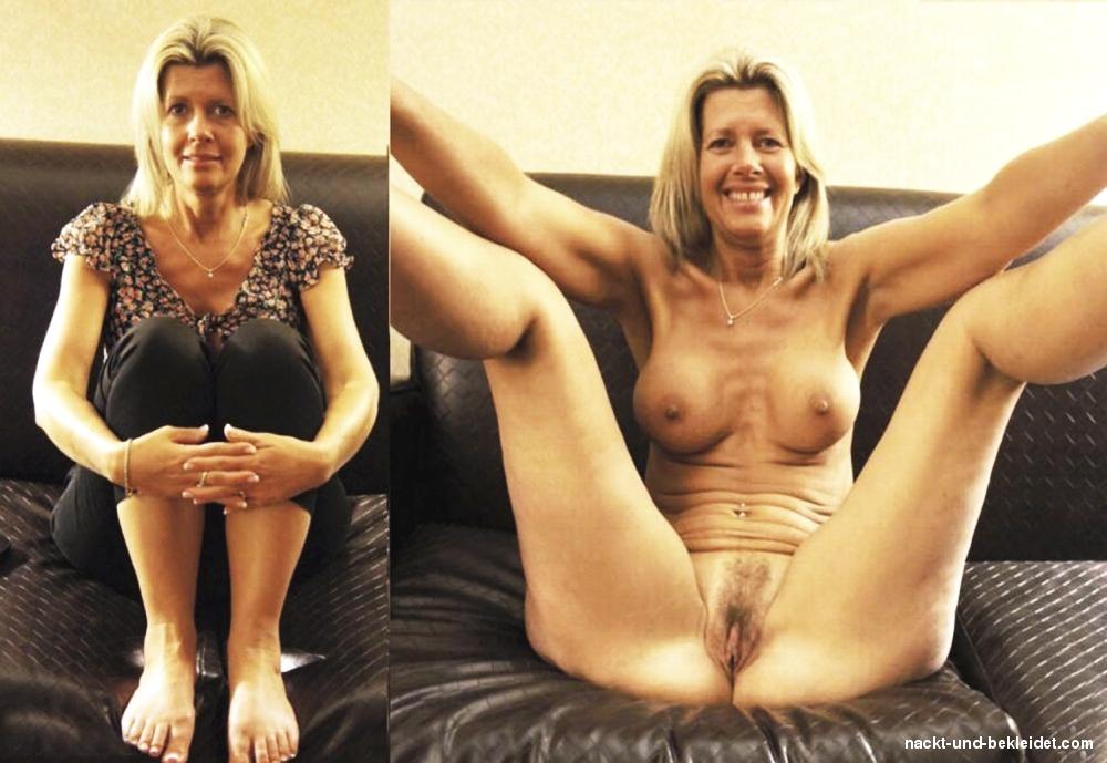 Hausfrauen nackte Frauen Pics