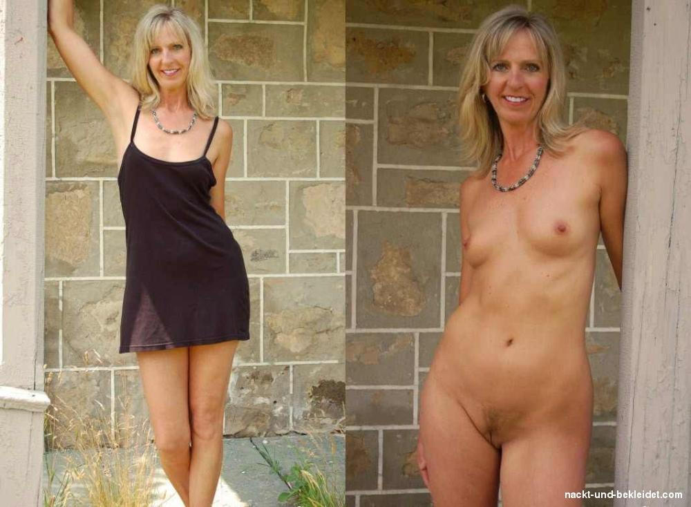 Nacktbilder von hausfrauen