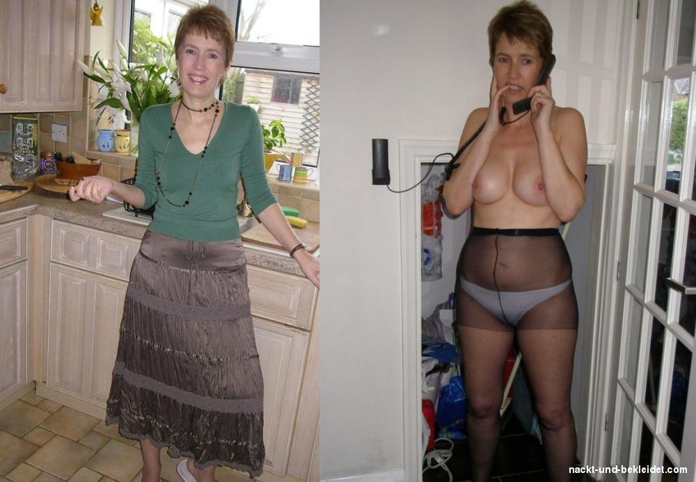 Hausfrauen bilder nackte Nackte XXX