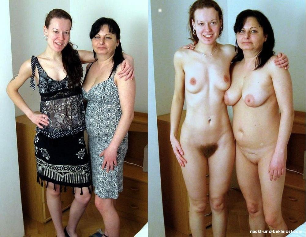 Nackt paare bekleidet und Nackte Negerfrauen