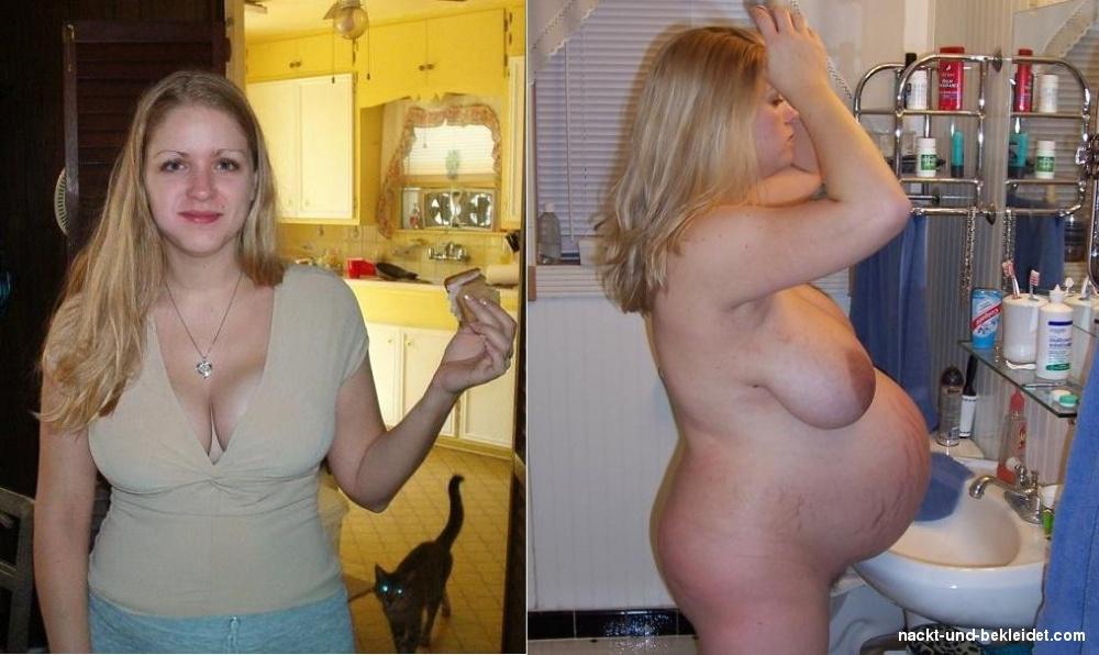 Joannes Stoff Hollywoodstreifen schwangere nackte Frauen Bilder
