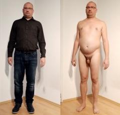 Nackt alte männer Alte Maenner